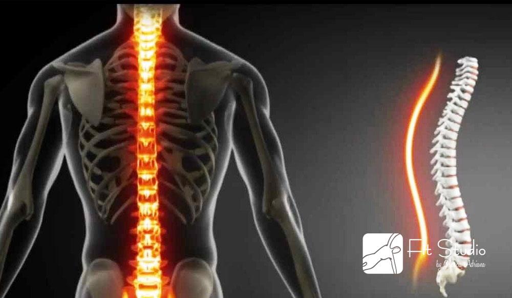 O Pilates vai ajudar a reduzir a dor e evita o progresso do problema